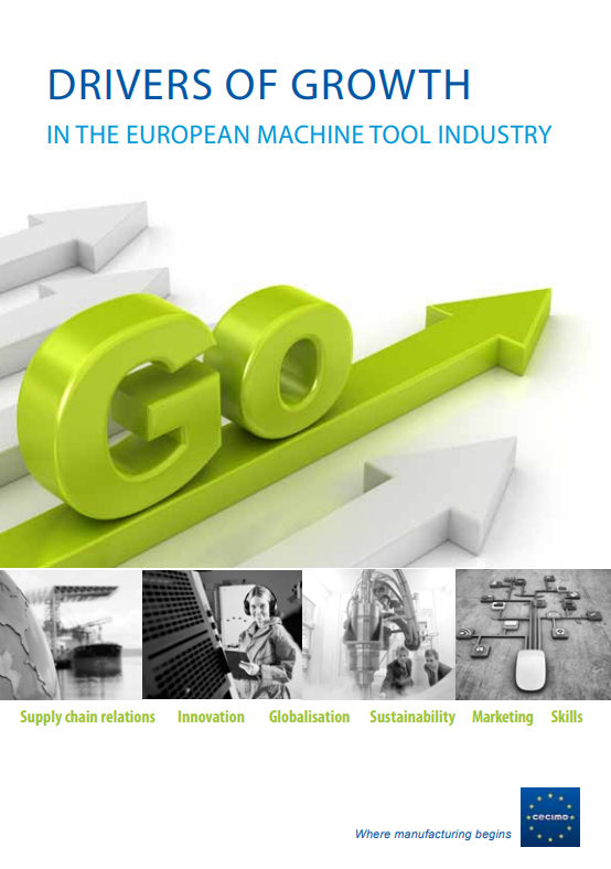 Drivers of growth in the European machine tool industry