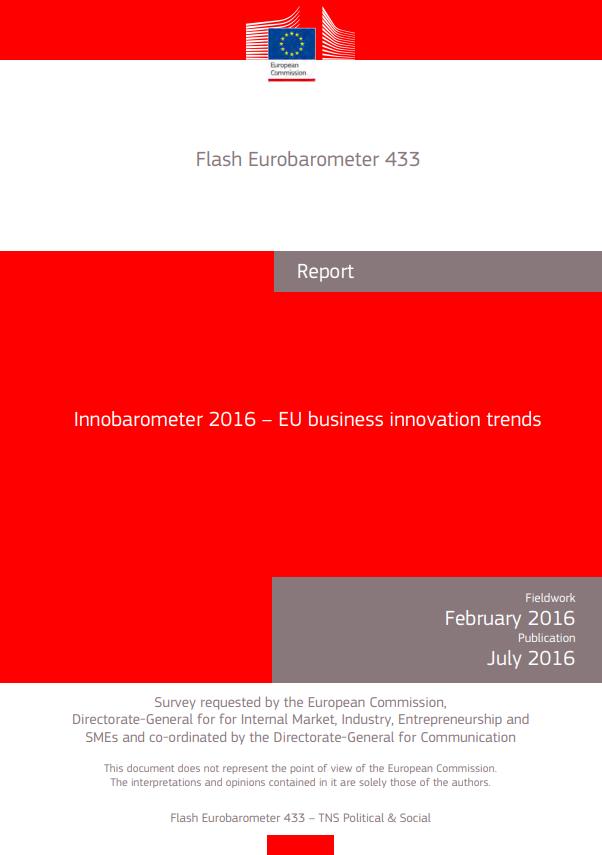 EU Innobarometer 2016