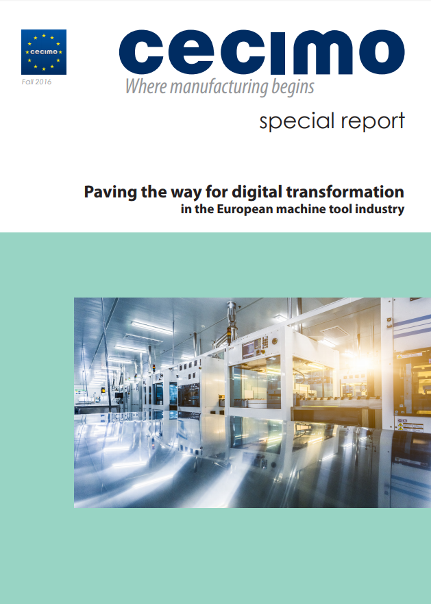 CECIMO special report on digitisation