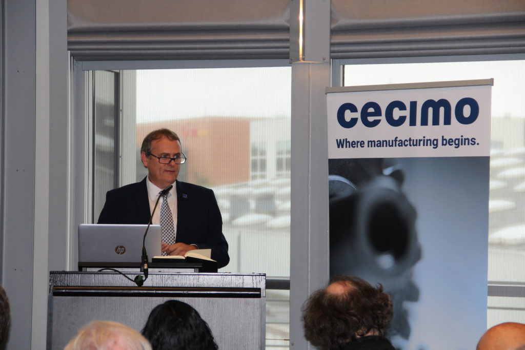 CECIMO Press Release – An uncertain global market: geopolitical challenges for the European MT industry