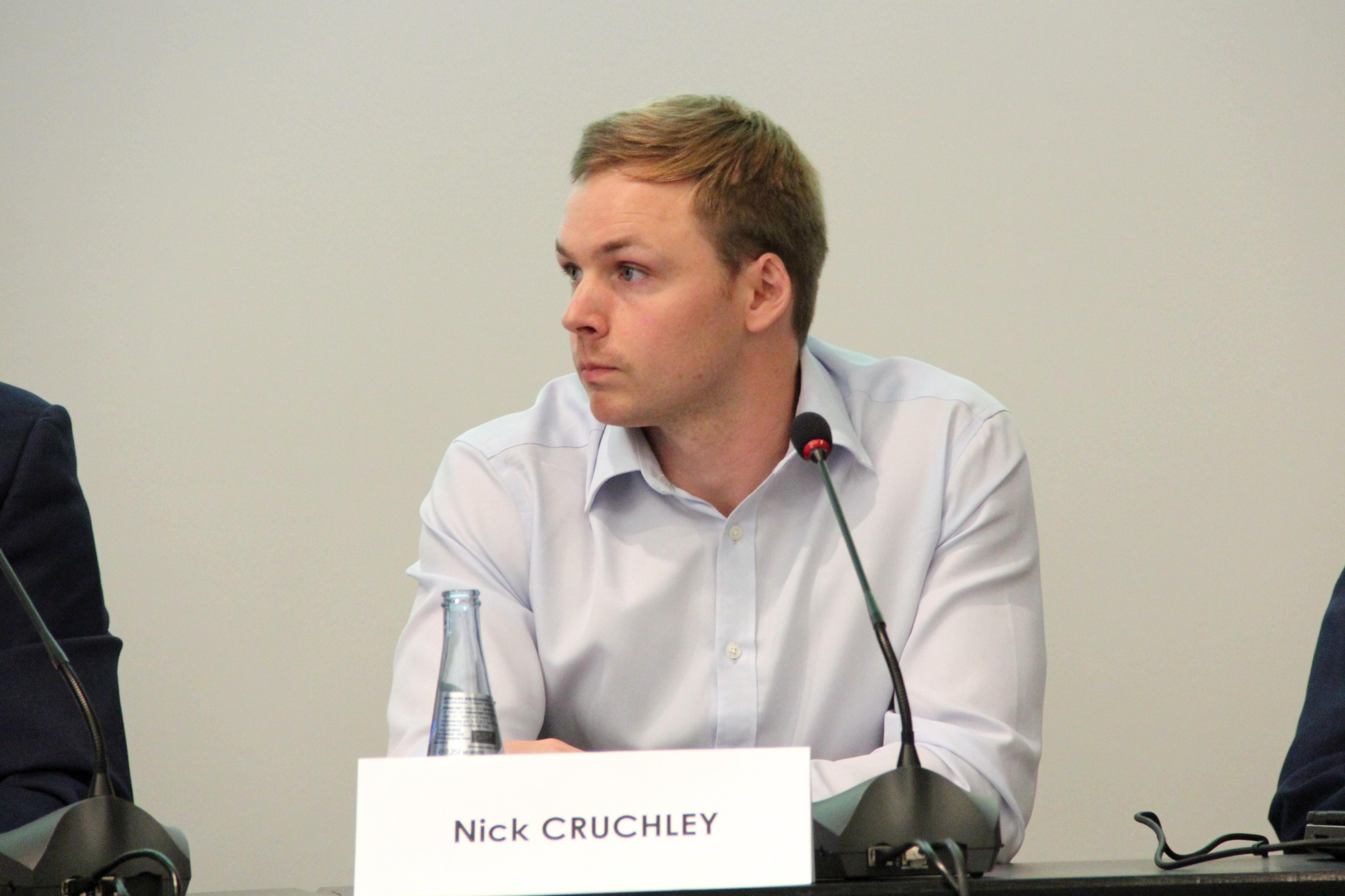 Nick CRUCHLEY