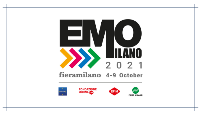 """Press Release: EMO Milano 2021 Presents """"The Magic World of Metalworking"""" at Fieramilano Rho from 4 to 9 October"""