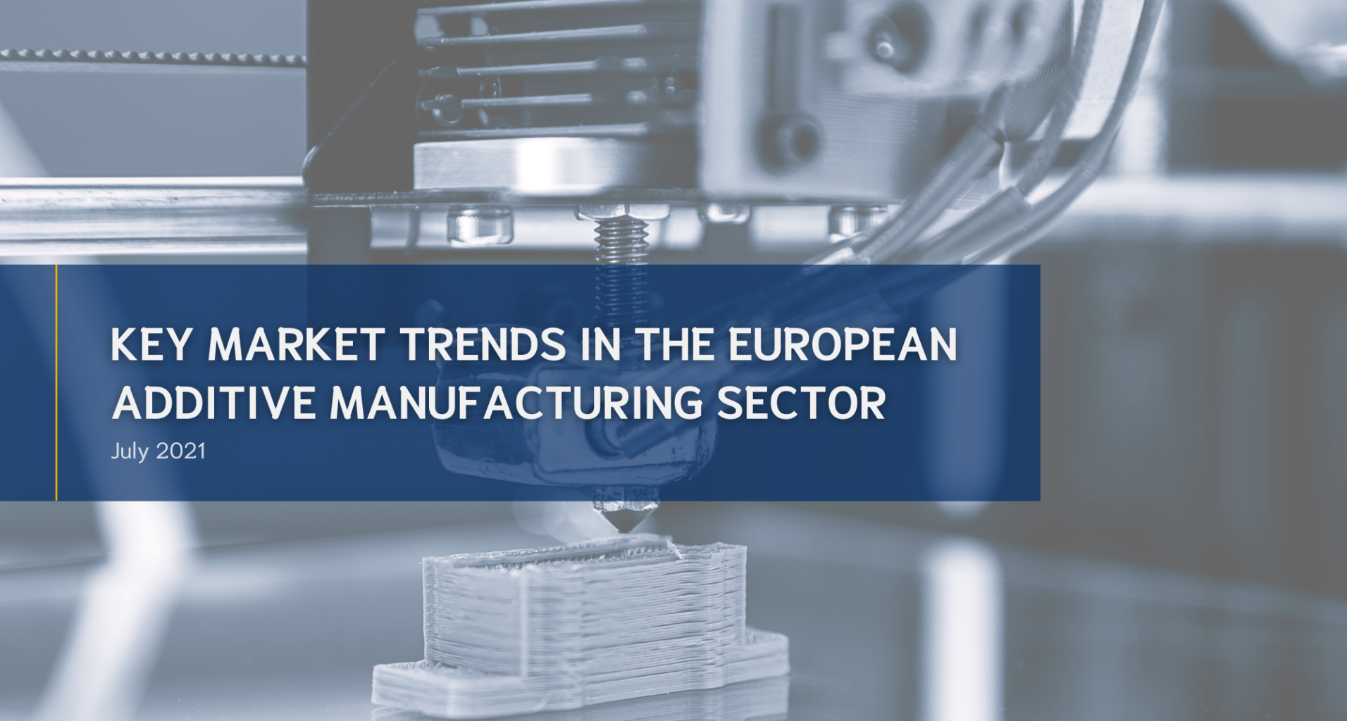 Key Market Trends in the European Additive Manufacturing Sector