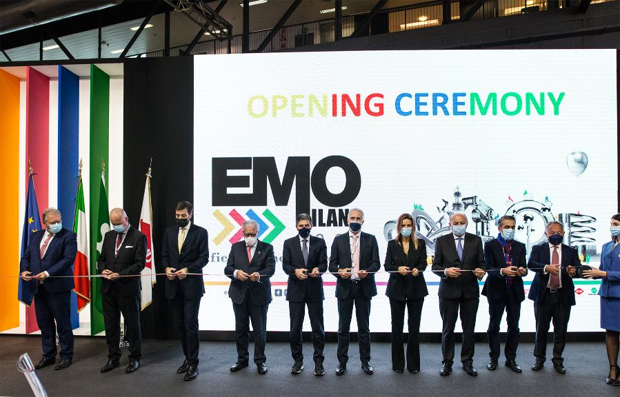 GREAT SUCCESS FOR EMO MILANO 2021: OVER 60,000 VISITORS AND 91 REPRESENTED COUNTRIES
